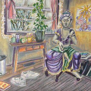 Bodhisattva 3