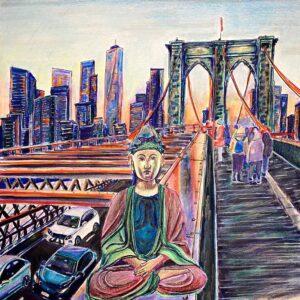 Bodhisattva 1